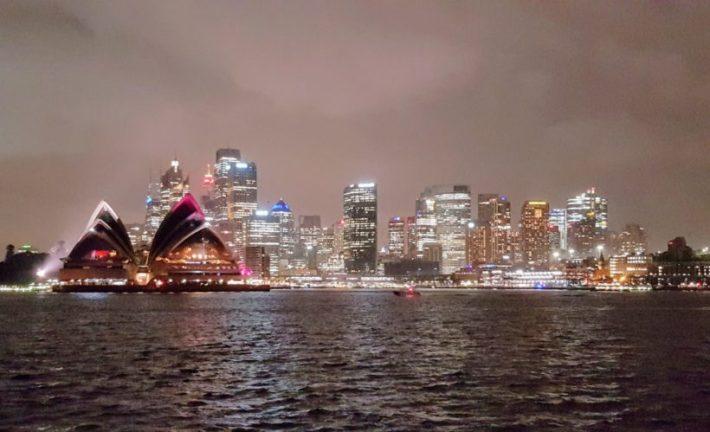 muutto Sydneyhin