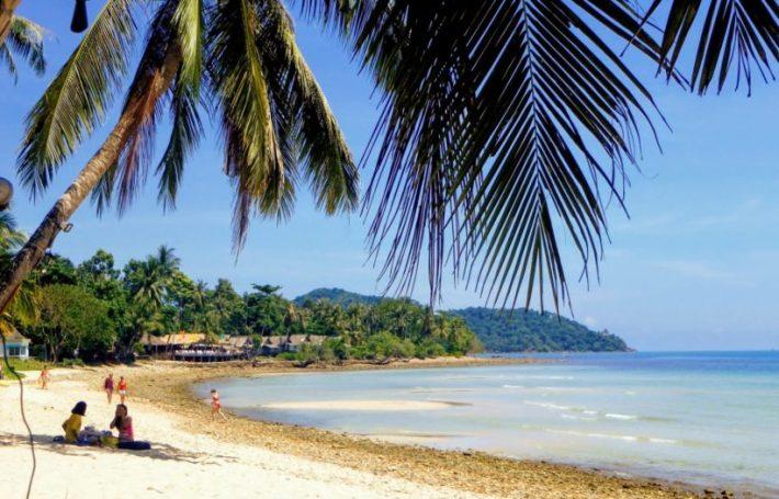 Thaimaan suosikkikohteet