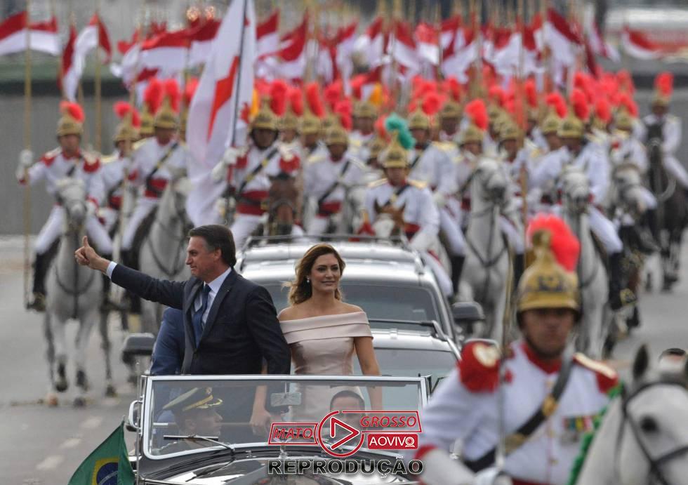 Acompanhe Ao Vivo agora a posse do presidente eleito Jair Bolsonaro 71
