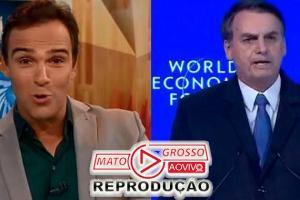 Para debochar de Bolsonaro, Globo faz piada sobre meio ambiente por conta da tragédia em Brumadinho 87