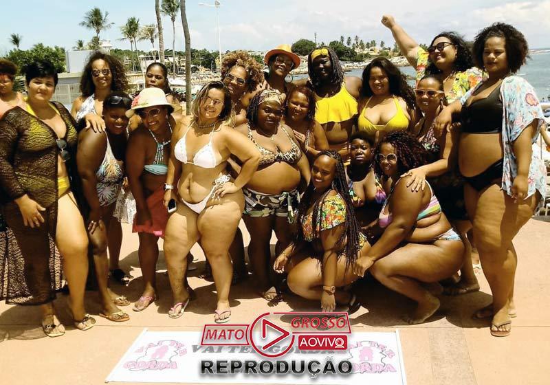 'Vai Ter Gorda na Praia': ato contra preconceito já começou-media-1