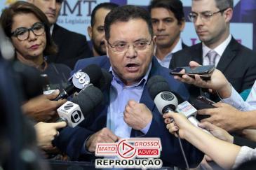 O presidente da Assembleia, Eduardo Botelho, que se irritou com norma proposta por conselheiro