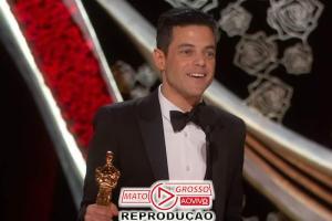 OSCAR 2019 | Rami Malek vence leva o Oscar de melhor ator, veja quem foram os ganhadores da noite emocionante 81