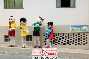 Maurício de Sousa manda Turma da Mônica oficial a escola do meme 77