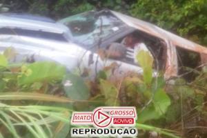 Acidente com camionete na MT 320 tira a vida de atleta de Alta Floresta e deixa feridos em estado grave 59