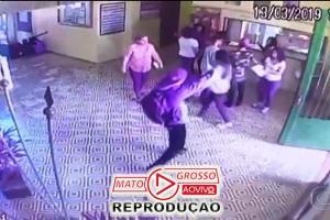 Adolescente de Alta Floresta vai parar na delegacia após fazer ameaças de ataque a alunos da escola 81