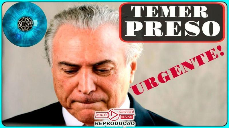URGENTE | Juiz federal Marcelo Bretas manda prender ex-presidente Michel Temer em processo da Lava Jato 65