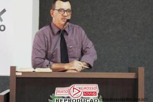 Presidente da Câmara de Alta Floresta pede que partido apresente em 72 horas nome para substituir vereador Elói Crestani 77