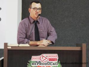 Presidente da Câmara de Alta Floresta pede que partido apresente em 72 horas nome para substituir vereador Elói Crestani 75