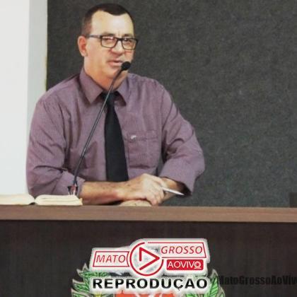 Presidente da Câmara de Alta Floresta pede que partido apresente em 72 horas nome para substituir vereador Elói Crestani 393