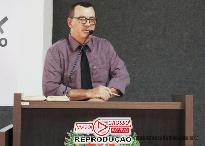 Presidente da Câmara de Alta Floresta pede que partido apresente em 72 horas nome para substituir vereador Elói Crestani 65