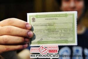 Segundo o TSE, 2,6 milhões de eleitores estão irregulares e tem até 6 de Maio para acertar a situação 65