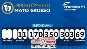 Mesmo em Estado de Calamidade, Mato Grosso arrecada mais de 11 Bilhões em impostos até mês de Abril 108