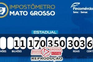 Mesmo em Estado de Calamidade, Mato Grosso arrecada mais de 11 Bilhões em impostos até mês de Abril 75