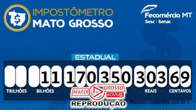 Mesmo em Estado de Calamidade, Mato Grosso arrecada mais de 11 Bilhões em impostos até mês de Abril 55