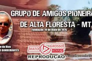 """""""Almoço dos Pioneiros"""" de Alta Floresta reunirá centenas de pessoas em confraternização no aniversário de 43 anos do município 73"""