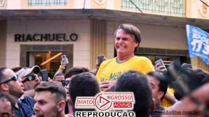 Bolsonaro vai recorrer da decisão que absolveu Adélio Bispo e diz que tem convicção de quem atentou contra sua vida 96