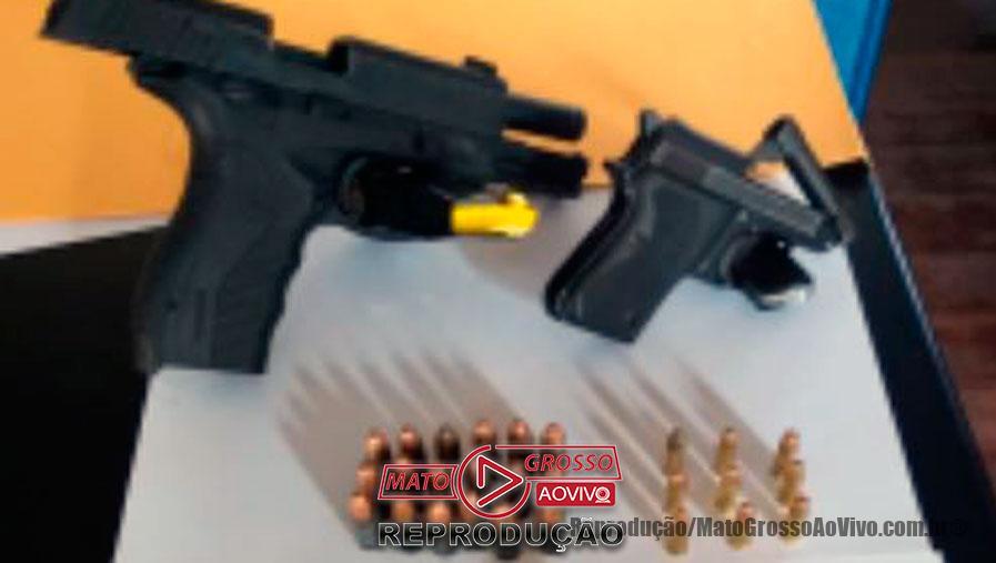 1,05 Milhão em barras de ouro são apreendidas pela PM em pista clandestina de avião em Aripuanã, dois são presos com armas 66