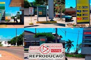 Alta Floresta fecha o meio do ano com alta na gasolina e ainda é uma das mais caras de Mato Grosso 73
