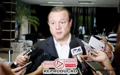 O MPF sustenta que Wellington Fagundes destinou, em troca de propina, emendas parlamentares para que prefeituras do Mato Grosso adquirissem ambulâncias com valores superfaturados.