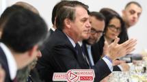 Presidente Jair Bolsonaro diz que não haverá criação de novos impostos, muito menos a volta da CPMF 130