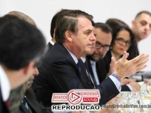 Presidente Jair Bolsonaro diz que não haverá criação de novos impostos, muito menos a volta da CPMF 70