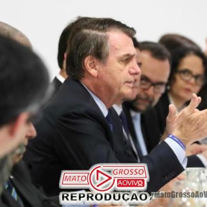 Presidente Jair Bolsonaro diz que não haverá criação de novos impostos, muito menos a volta da CPMF 105