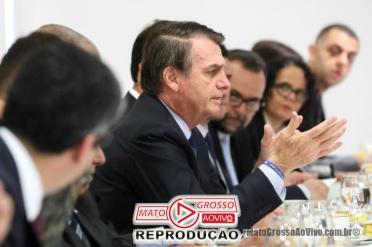 O presidente Jair Bolsonaro fez questão de frisar que o governo não trará a volta da CPMF