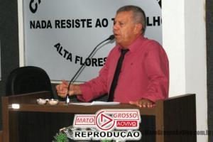 Vereador de Alta Floresta propõe alternativas a prefeitura para solucionar a questão da poeira e trânsito no município 86
