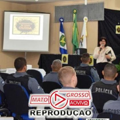 Evento que promove palestra sobre a saúde mental de policiais é ministrado em Alta Floresta 102