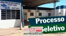 Horários e datas de provas do Processo Seletivo do Hospital Regional de Alta Floresta são confirmado pela SES/MT 192