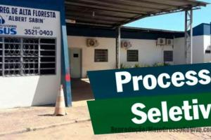 Novo Processo Seletivo do Hospital Regional de Alta Floresta contrata 215 em regime urgência e faz provas separadas 79