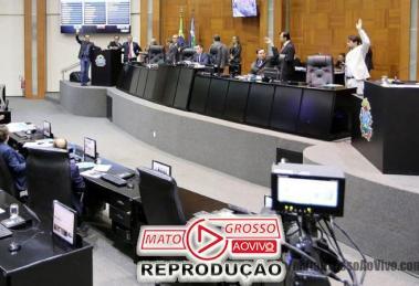 Assembleia de Mato Grosso aprova Pacote de revisão dos incentivos fiscais e aumento de impostos propostos pelo governador 68