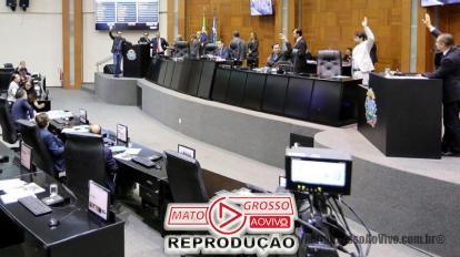 Assembleia de Mato Grosso aprova Pacote de revisão dos incentivos fiscais e aumento de impostos propostos pelo governador 2