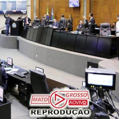 Assembleia de Mato Grosso aprova Pacote de revisão dos incentivos fiscais e aumento de impostos propostos pelo governador 106