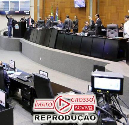 Assembleia de Mato Grosso aprova Pacote de revisão dos incentivos fiscais e aumento de impostos propostos pelo governador 204