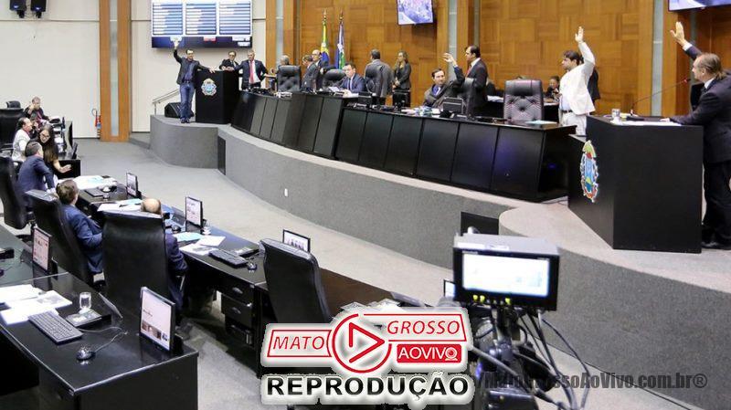 Assembleia de Mato Grosso aprova Pacote de revisão dos incentivos fiscais e aumento de impostos propostos pelo governador 65