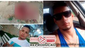 Polícia de Alta Floresta investiga caso de ex-marido que teria matado a golpes de faca cachorra por fim de relacionamento 134