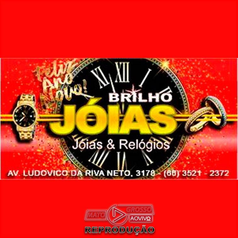 Logo Brilho joias