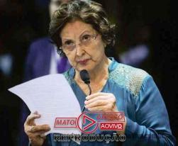 Relatório de Selma Arruda que permite demissão de servidor público por mal desempenho é aprovado no Senado 66