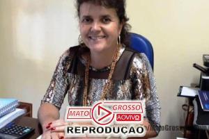 """Secretária de Desenvolvimento de Alta Floresta, Célia Castro deixa a pasta alegando """"motivos pessoais"""" 77"""