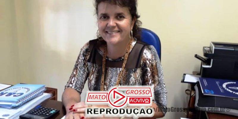 """Secretária de Desenvolvimento de Alta Floresta, Célia Castro deixa a pasta alegando """"motivos pessoais"""" 65"""