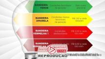 Conta de energia elétrica fica mais cara a partir de hoje, Agosto terá bandeira vermelha por escassez de chuvas 129