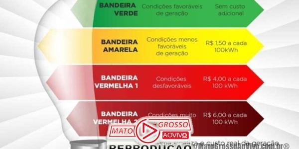 Conta de energia elétrica fica mais cara a partir de hoje, Agosto terá bandeira vermelha por escassez de chuvas 43