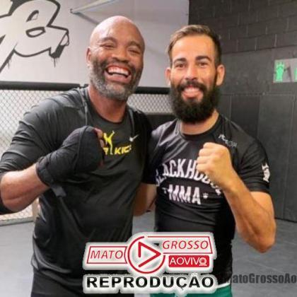 CAMPEÕES MUNDIAIS | Zé Eskiva consegue treinar com Anderson (Spider) Silva nos Estados Unidos 390