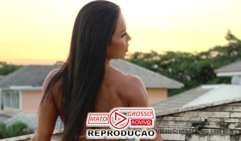 Olha elas aí... | Gracyanne Barbosa assume celulites, posta foto nua e trava internet 65