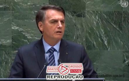 Com discurso protecionista, Bolsonaro deixou laro que a Amazônia não será invadida por estrangeiros.