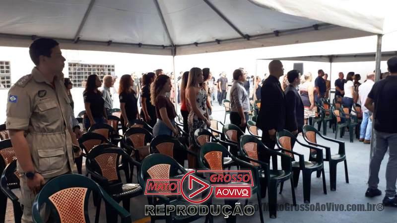 Solenidade com diversas autoridades marca entrega da nova Delegacia de Polícia Civil de Alta Floresta 68