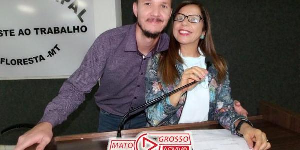 Vereadores de Alta Floresta apresentam projeto que institui a Semana Municipal ao Aleitamento Materno 44