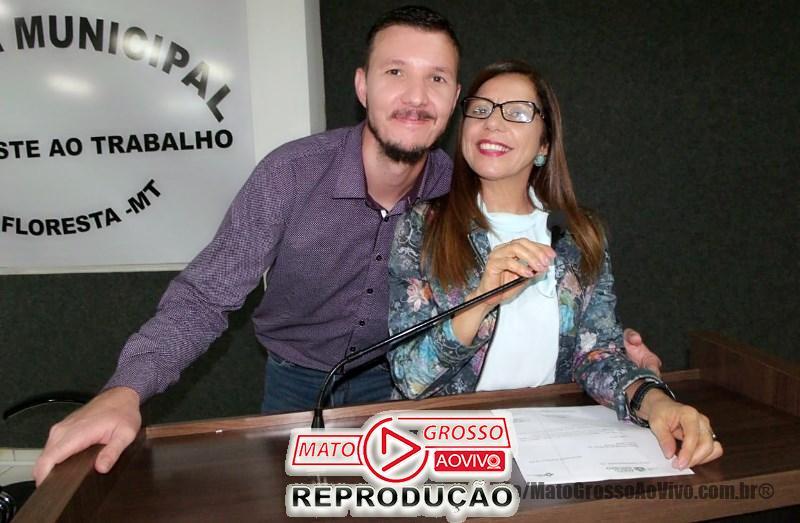 O Projeto de Lei tem as autorias dos vereadores Mequiel Zacarias Ferreira e Elisa Gomes.